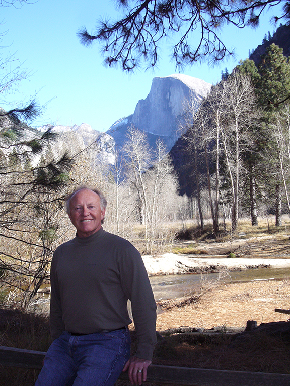 Ray in Yosemite